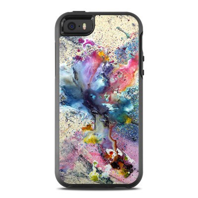 OtterBox Symmetry iPhone SE Case Skin - Cosmic Flower