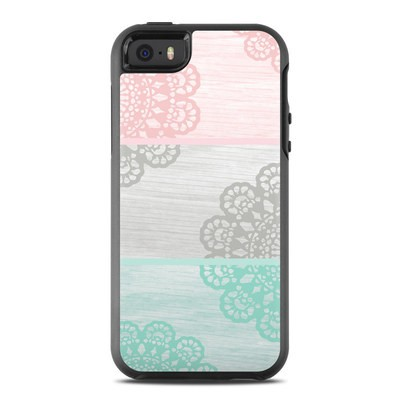 OtterBox Symmetry iPhone SE Case Skin - Doily
