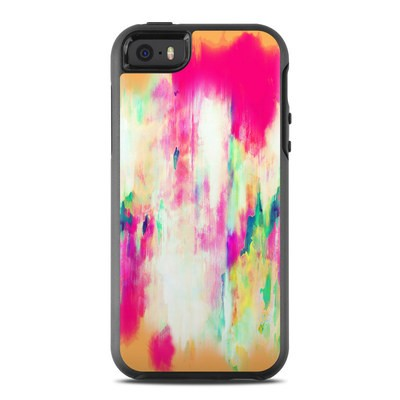 OtterBox Symmetry iPhone SE Case Skin - Electric Haze