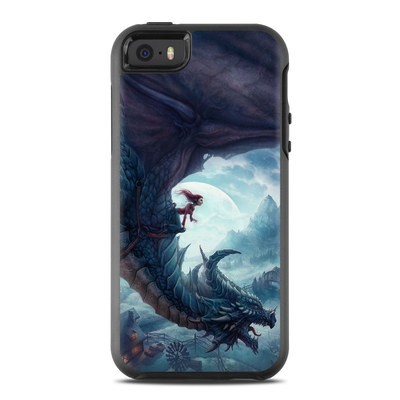 OtterBox Symmetry iPhone SE Case Skin - Flying Dragon