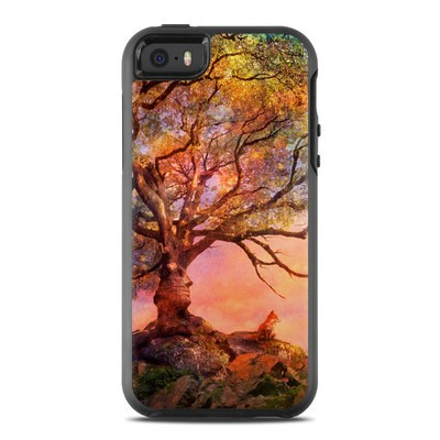 OtterBox Symmetry iPhone SE Case Skin - Fox Sunset