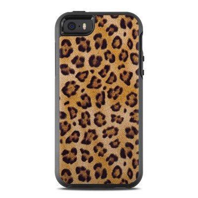 OtterBox Symmetry iPhone SE Case Skin - Leopard Spots