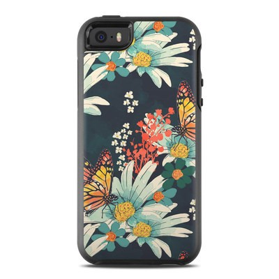 OtterBox Symmetry iPhone SE Case Skin - Monarch Grove