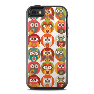 OtterBox Symmetry iPhone SE Case Skin - Owls Family
