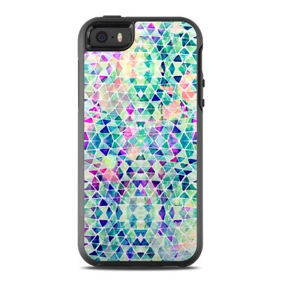 OtterBox Symmetry iPhone SE Case Skin - Pastel Triangle
