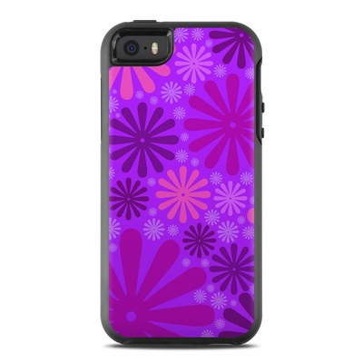 OtterBox Symmetry iPhone SE Case Skin - Purple Punch