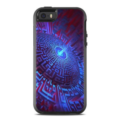 OtterBox Symmetry iPhone SE Case Skin - Receptor