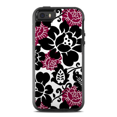 OtterBox Symmetry iPhone SE Case Skin - Rose Noir