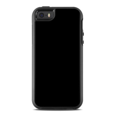 OtterBox Symmetry iPhone SE Case Skin - Solid State Black
