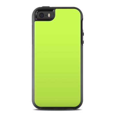 OtterBox Symmetry iPhone SE Case Skin - Solid State Lime