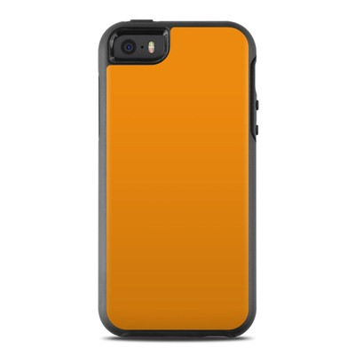 OtterBox Symmetry iPhone SE Case Skin - Solid State Orange