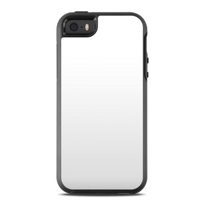 OtterBox Symmetry iPhone SE Case Skin - Solid State White