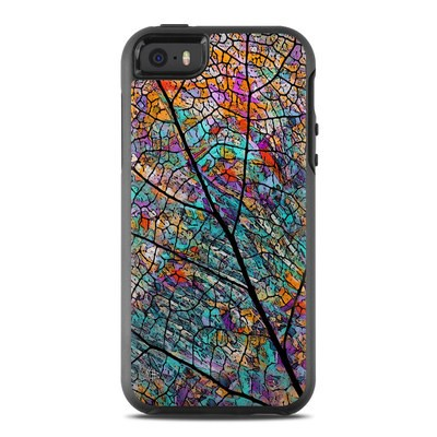 OtterBox Symmetry iPhone SE Case Skin - Stained Aspen