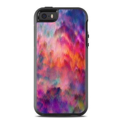 OtterBox Symmetry iPhone SE Case Skin - Sunset Storm