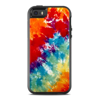 OtterBox Symmetry iPhone SE Case Skin - Tie Dyed