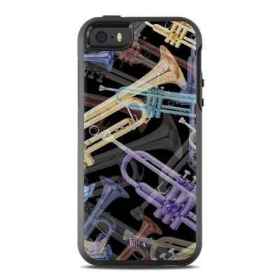 OtterBox Symmetry iPhone SE Case Skin - Trumpets