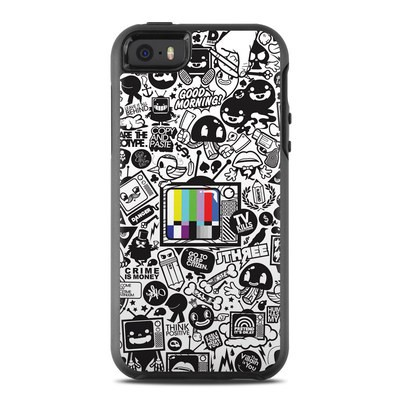 OtterBox Symmetry iPhone SE Case Skin - TV Kills Everything