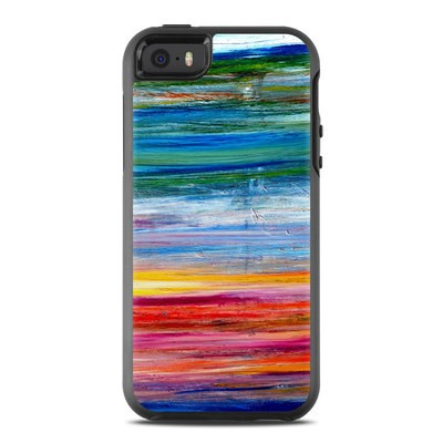 OtterBox Symmetry iPhone SE Case Skin - Waterfall