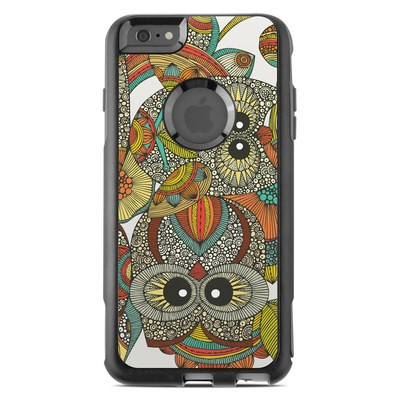 OtterBox Commuter iPhone 6 Plus Case Skin - 4 owls