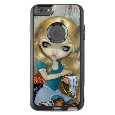 OtterBox Commuter iPhone 6 Plus Case Skin - Alice in a Dali Dream