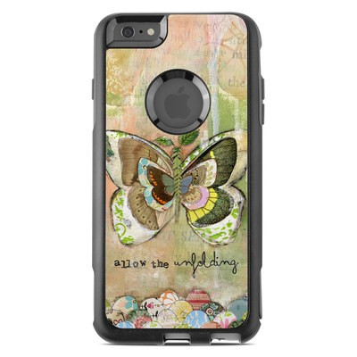 OtterBox Commuter iPhone 6 Plus Case Skin - Allow The Unfolding