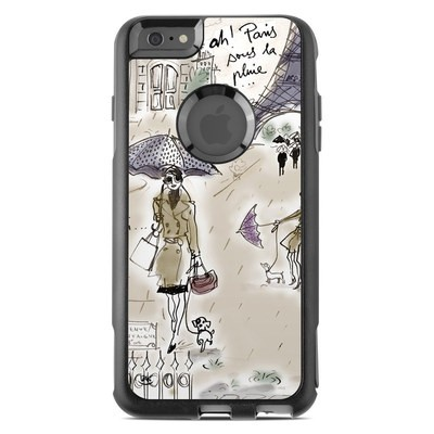 OtterBox Commuter iPhone 6 Plus Case Skin - Ah Paris
