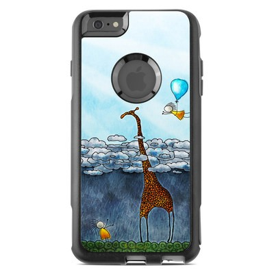 OtterBox Commuter iPhone 6 Plus Case Skin - Above The Clouds