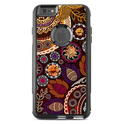 OtterBox Commuter iPhone 6 Plus Case Skin - Autumn Mehndi