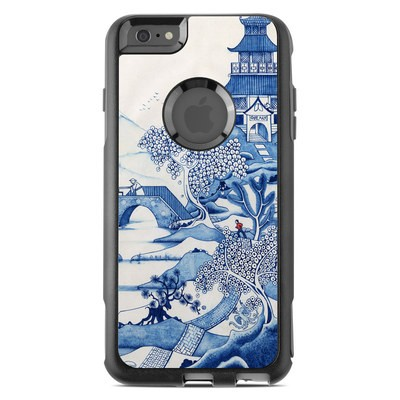 OtterBox Commuter iPhone 6 Plus Case Skin - Blue Willow