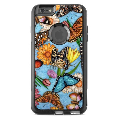 OtterBox Commuter iPhone 6 Plus Case Skin - Butterfly Land