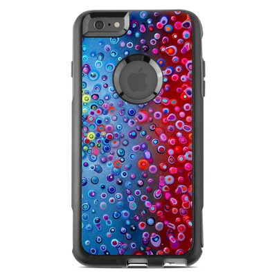 OtterBox Commuter iPhone 6 Plus Case Skin - Bubblicious