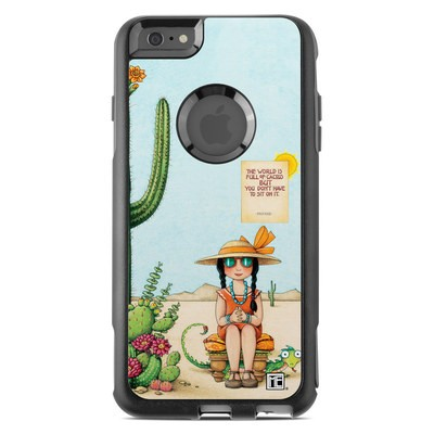 OtterBox Commuter iPhone 6 Plus Case Skin - Cactus