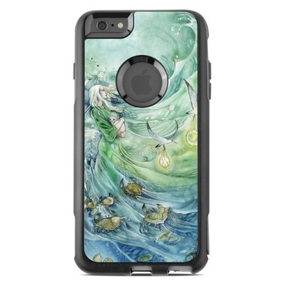 OtterBox Commuter iPhone 6 Plus Case Skin - Cancer