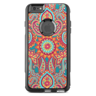 OtterBox Commuter iPhone 6 Plus Case Skin - Carnival Paisley