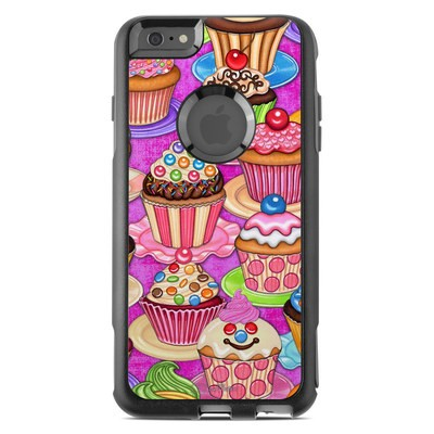 OtterBox Commuter iPhone 6 Plus Case Skin - Cupcake