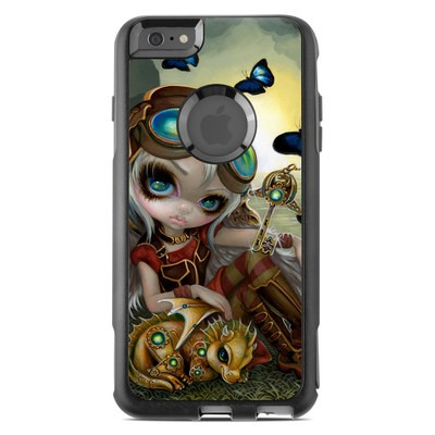 OtterBox Commuter iPhone 6 Plus Case Skin - Clockwork Dragonling
