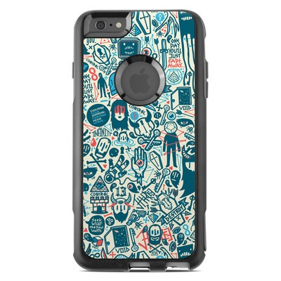 OtterBox Commuter iPhone 6 Plus Case Skin - Committee