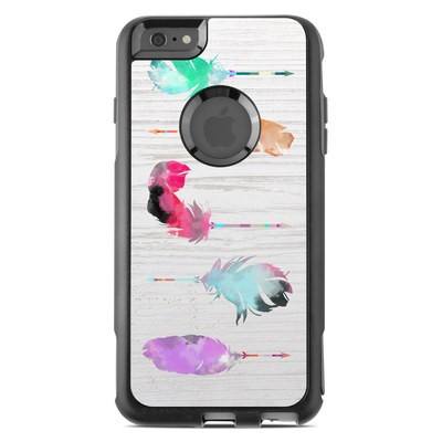 OtterBox Commuter iPhone 6 Plus Case Skin - Compass