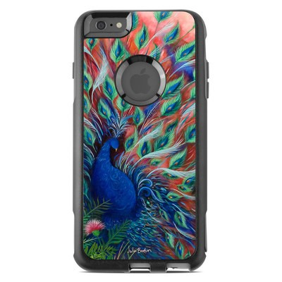 OtterBox Commuter iPhone 6 Plus Case Skin - Coral Peacock