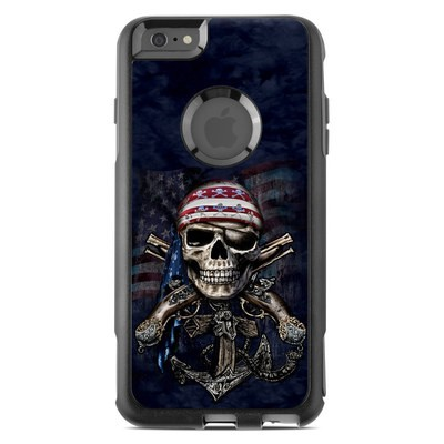 OtterBox Commuter iPhone 6 Plus Case Skin - Dead Anchor