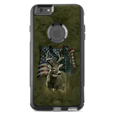 OtterBox Commuter iPhone 6 Plus Case Skin - Deer Flag