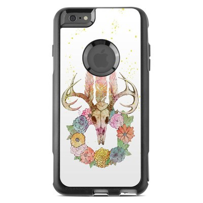OtterBox Commuter iPhone 6 Plus Case Skin - Deer Skull