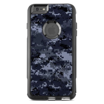 OtterBox Commuter iPhone 6 Plus Case Skin - Digital Navy Camo