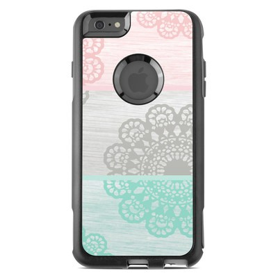 OtterBox Commuter iPhone 6 Plus Case Skin - Doily