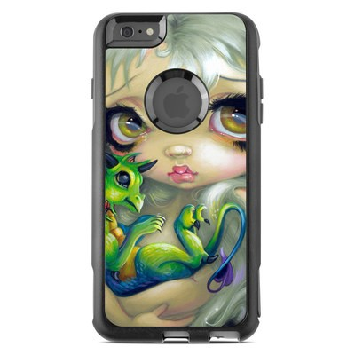 OtterBox Commuter iPhone 6 Plus Case Skin - Dragonling