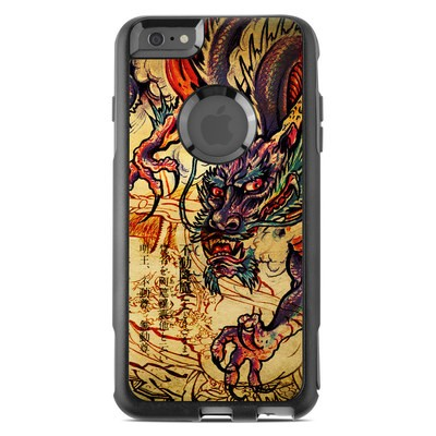 OtterBox Commuter iPhone 6 Plus Case Skin - Dragon Legend