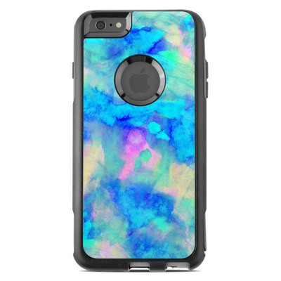OtterBox Commuter iPhone 6 Plus Case Skin - Electrify Ice Blue