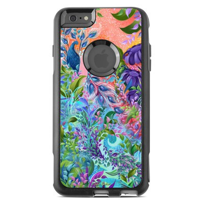 OtterBox Commuter iPhone 6 Plus Case Skin - Fantasy Garden