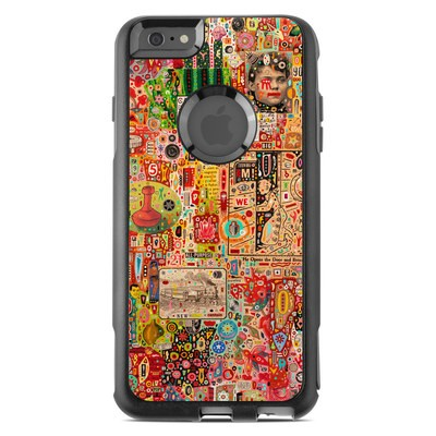 OtterBox Commuter iPhone 6 Plus Case Skin - Flotsam And Jetsam