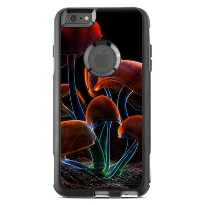 OtterBox Commuter iPhone 6 Plus Case Skin - Fluorescence Rainbow